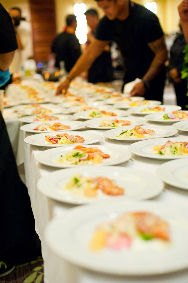 Photos by Dane Nakama, Hawaiʻi Food & Wine Festival.