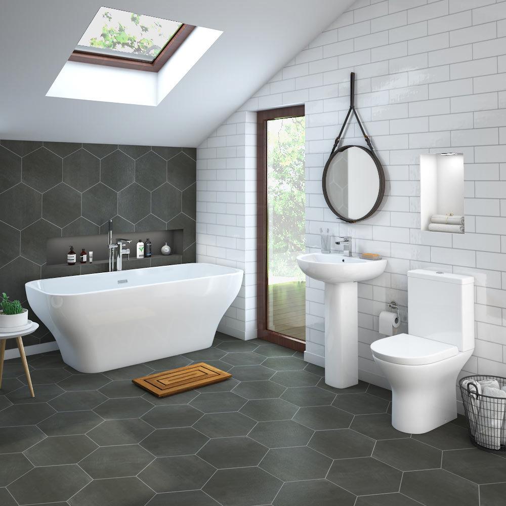 8 Contemporary Bathroom Ideas | Victorian Plumbing