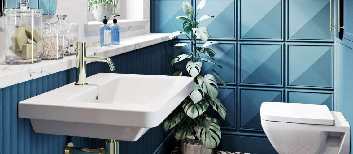 21 big bathroom trends for 2021 | VictoriaPlum.com