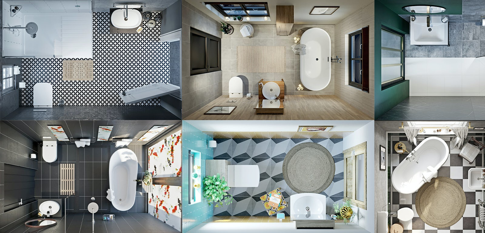 Your Bathroom Layout & Clearance Guidelines