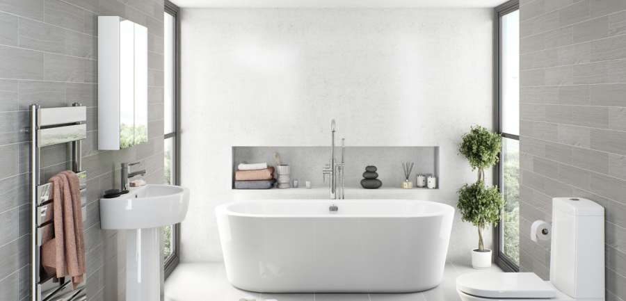 How much should you pay to have a bathroom fitted    VictoriaPlum com