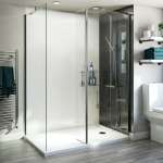 Orchard 6mm Walk In Shower Enclosure Pack With Walk In Shower Tray 1600 X 800 Victoriaplum Com
