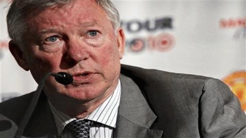 Tuy nhiên, HLV Ferguson tin tưởng rằng, chân  sút số 1 của M.U mùa giải trước sẽ nhanh chóng quên đi nỗi buồn đó. Ảnh:  AP