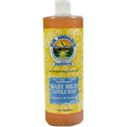 Baby Castile Soap Mild 32 Oz by Dr.Woods Products