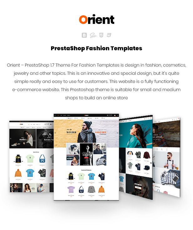 fashion prestashop