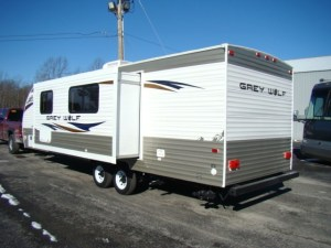 Used RV Parts 2011 CHEROKEE GREY WOLF 28BH 28 FT WITH 1