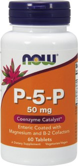 Now dietary supplement p-5-p