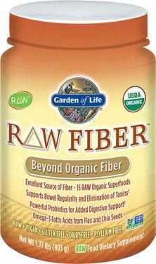 Garden Of Life Raw Fiber-1.77 lb Powder