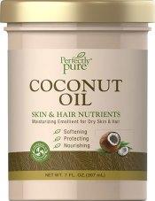 Perfectly Pure Coconut Oil-7 oz Oil