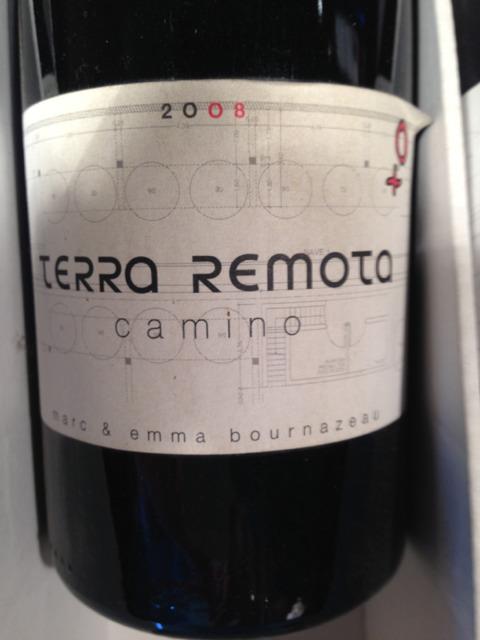 Terra Remota Camino 2003 Wine Info