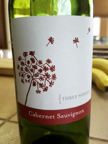 Three Wishes California Cabernet Sauvignon 2013 Wine Info