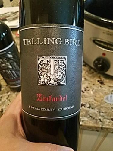 Telling Bird Zinfandel 2014 Wine Info