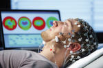 EEG-Messung