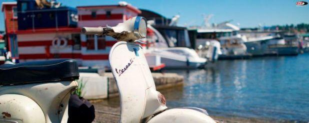 Die Amerivespa 2017 in Seattle lockte Vespa– und Rollerenthusiasten aus aller Welt an.