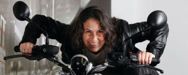 Larissa Ritschel ist Verkäuferin mit Herzblut beim BMW-Händler Bohling und Eisele in Karlsruhe.