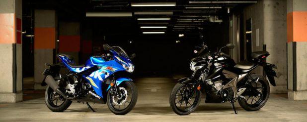 Statt Cash: Mit attraktiven Finanzierungsangeboten für 125er-Suzukis Markt machen.