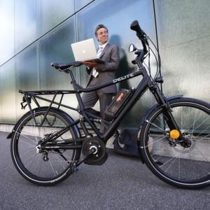 Elektro-Gadgets: Smartphone & Co. am Fahrrad