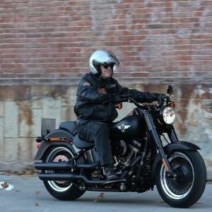 Harley-Davidson Fat Boy S: Motorradfahren in XXL