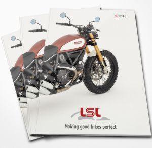 Do it yourself  damit beschäftigen sich auch Extra-Seiten des neuen LSL-Katalogs.