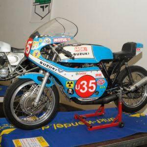 Historische Motorräder und Gespanne füllen in diesem Jahr eine ganze Halle auf der Intermoto aus.