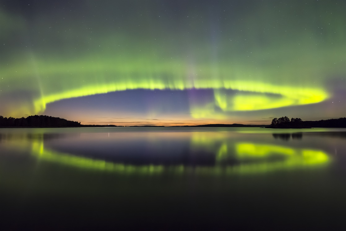 Best Place See Northern Lights