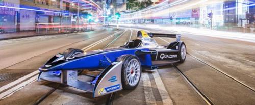Roborace : la F1 électrique et autonome
