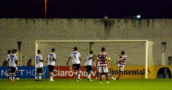 Nos pênaltis, Botafogo-PB vence o Linense e avança na Copa do Brasil