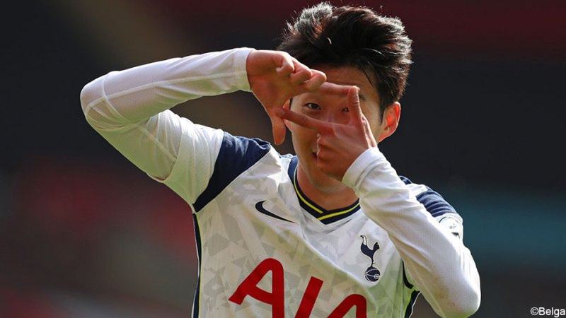 Vierklapper van Son turns the tables on Tottenham | Premier League 2020/2021  - World Today News