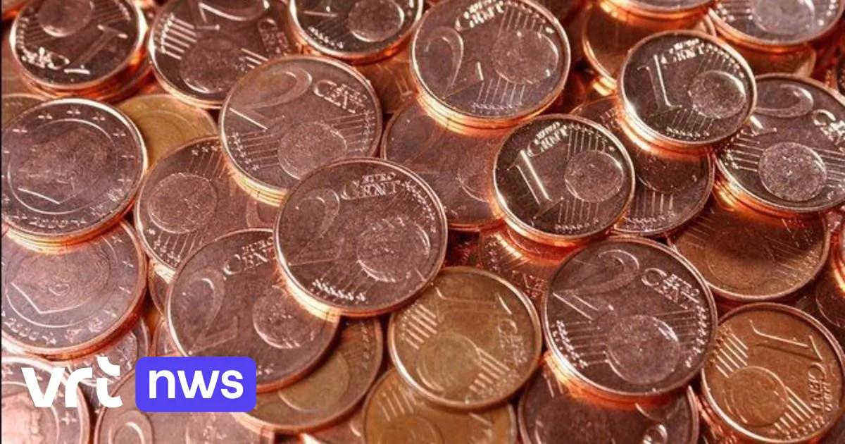 handelaars die rosse munten weigeren