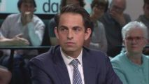 "Tom Van Grieken (Vlaams Belang): ""Samenwerken met N-VA? Op sociaal ..."