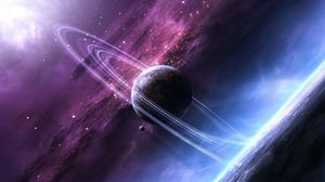 Space wallpapers full hd  hdtv  fhd  1080p  desktop backgrounds hd         Preview wallpaper stars  space  glow  planet