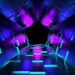 3d wallpapers tablet  laptop  desktop backgrounds hd  pictures and         Preview wallpaper ubes  rendering  tunnel  purple