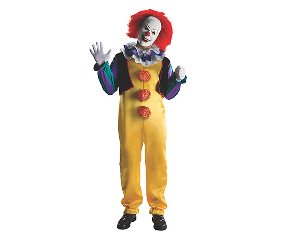 """""""It"""" Pennywise Evil Clown Costume"""