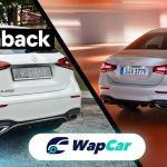 Mercedes Benz A Class Hatch Vs A Class Sedan What S Different Other Than Looks Wapcar