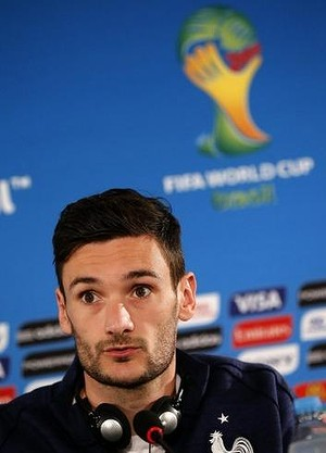 Goalkeeper and captain, Hugo Lloris, says France has fallen back in love with its national team.