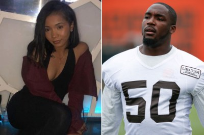 Charlotte Native And Girlfriend Of Browns DE Chris Smith ...