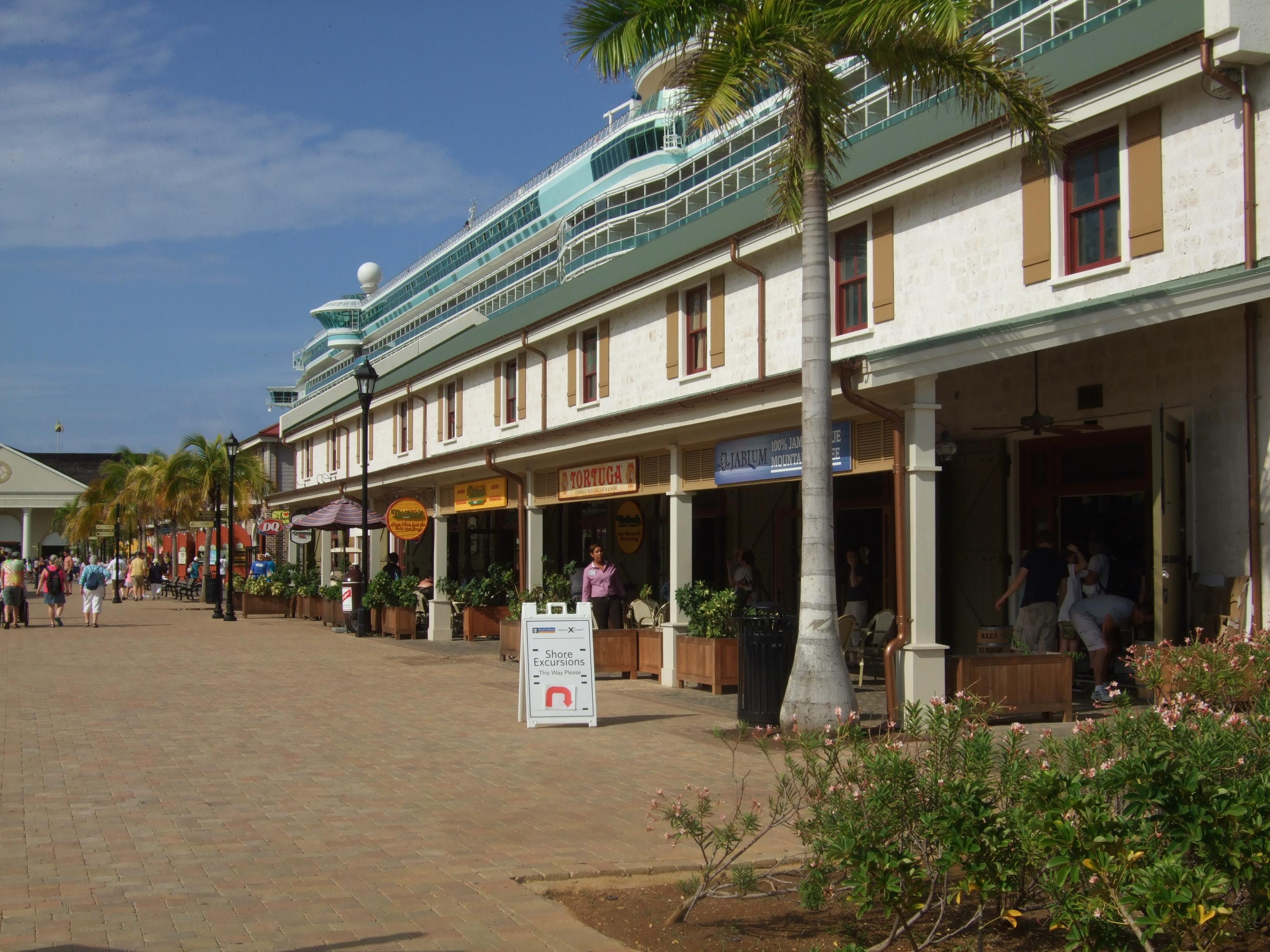 Falmouth Jamaica Disney Cruise Line Shore Excursions