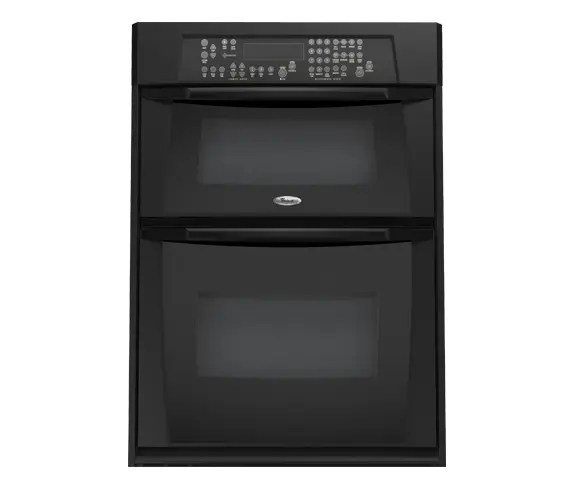 whirlpool electric oven and microwave