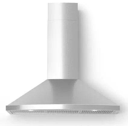 Tega Wall Mount Chimney Style Range Hood with 560 CFM 4 Fan Speeds LED Lighting Time Delay Shut Off Stainless Steel Baffle Filters in Stainless Steel