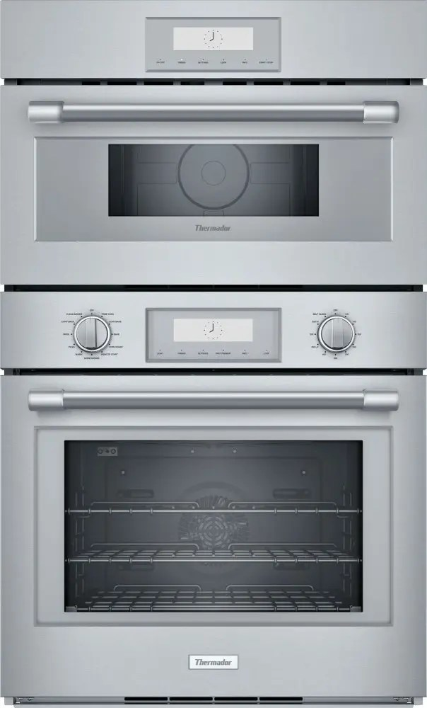 Combination Wall Oven 30'' Stainless Steel