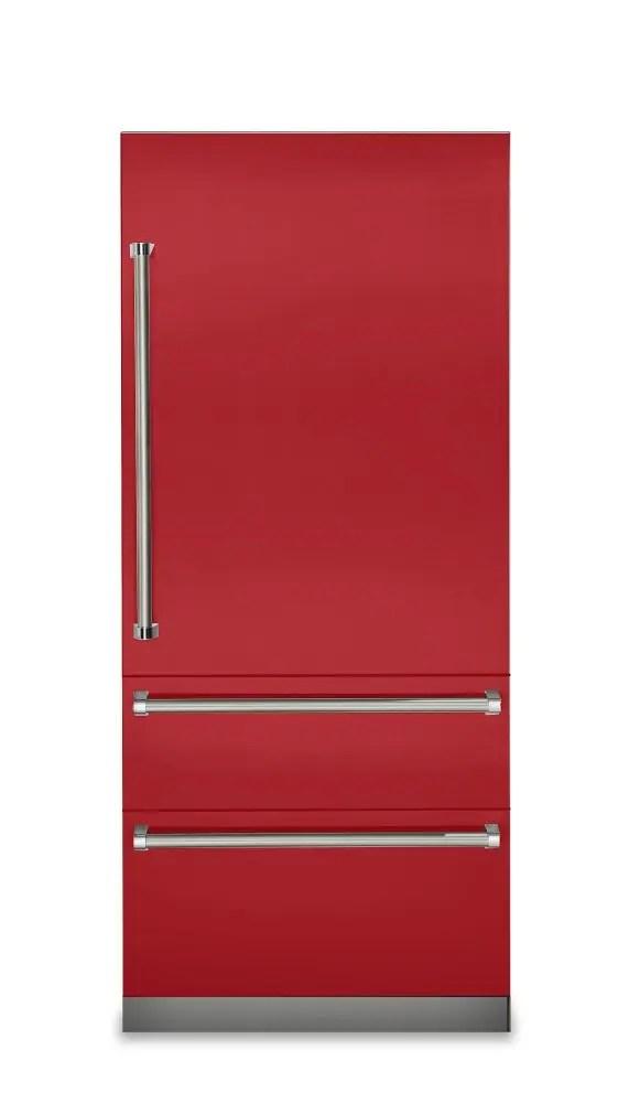 "36"" Fully Integrated Bottom-Freezer Refrigerator - VBI7360W"