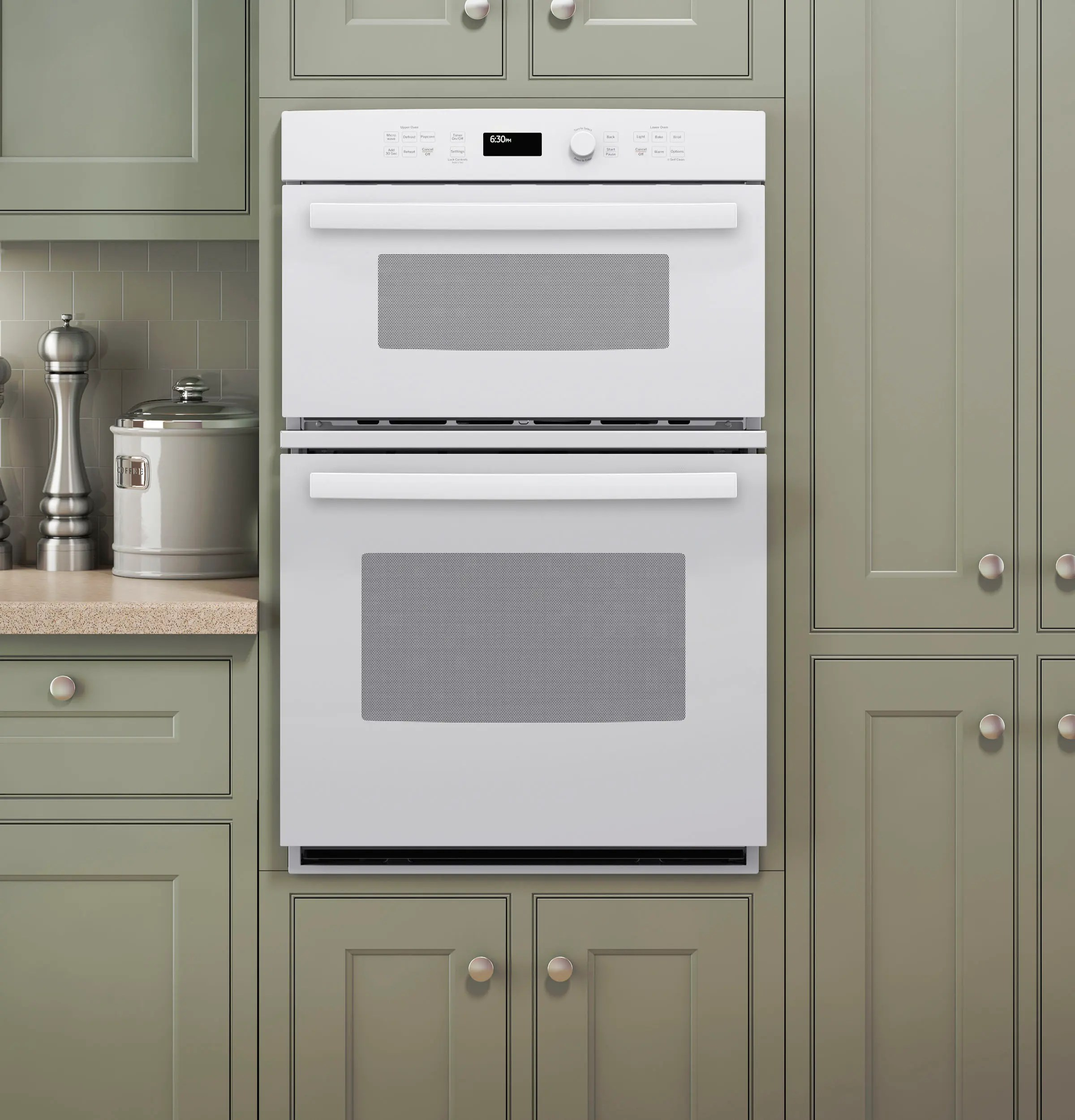 ge 27 built in combination microwave oven