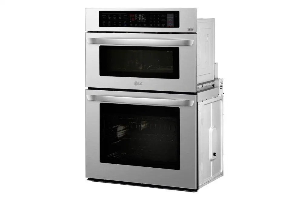 1 7 4 7 cu ft smart wi fi enabled combination double wall oven