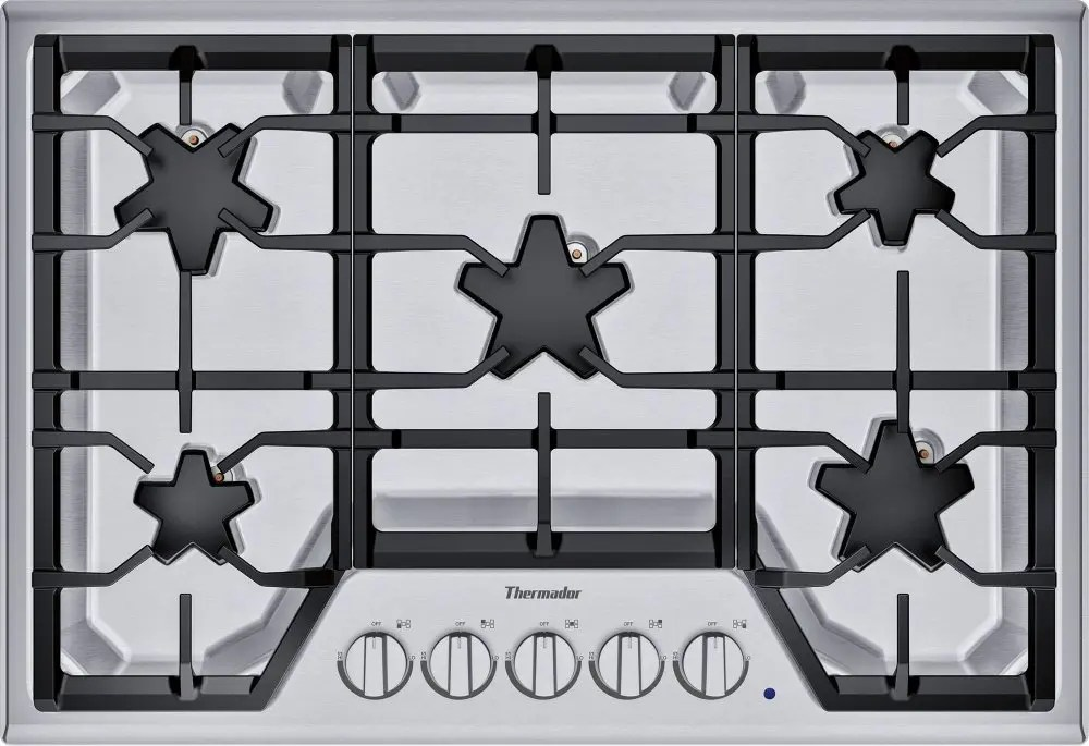 Gas Cooktop 30'' Stainless Steel