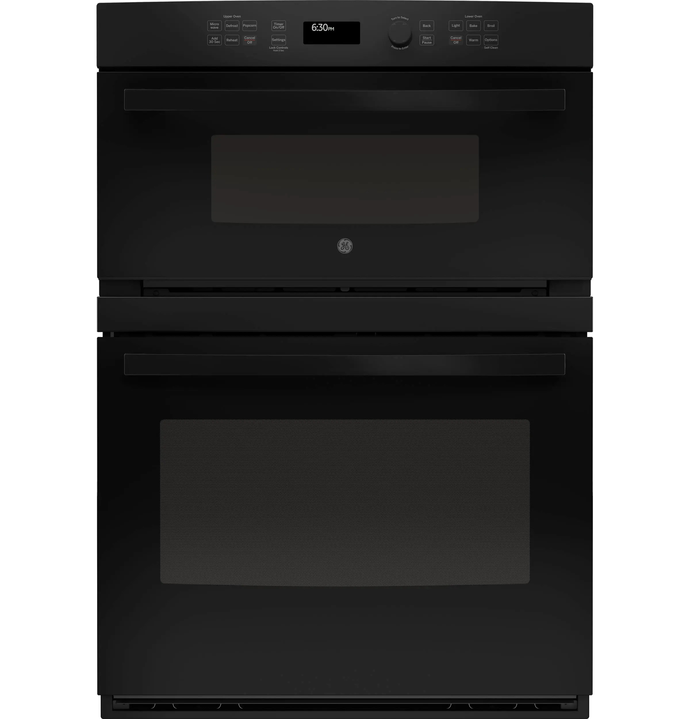 electric oven and microwave combo in