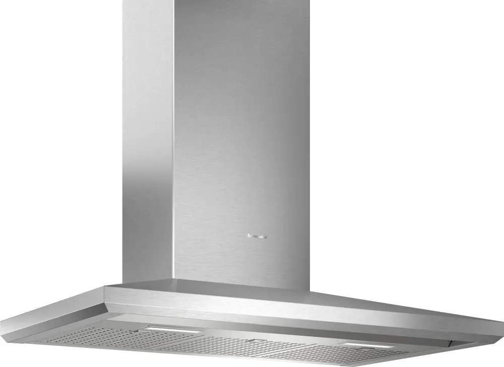 Pyramid Chimney Wall Hood 36'' Stainless Steel