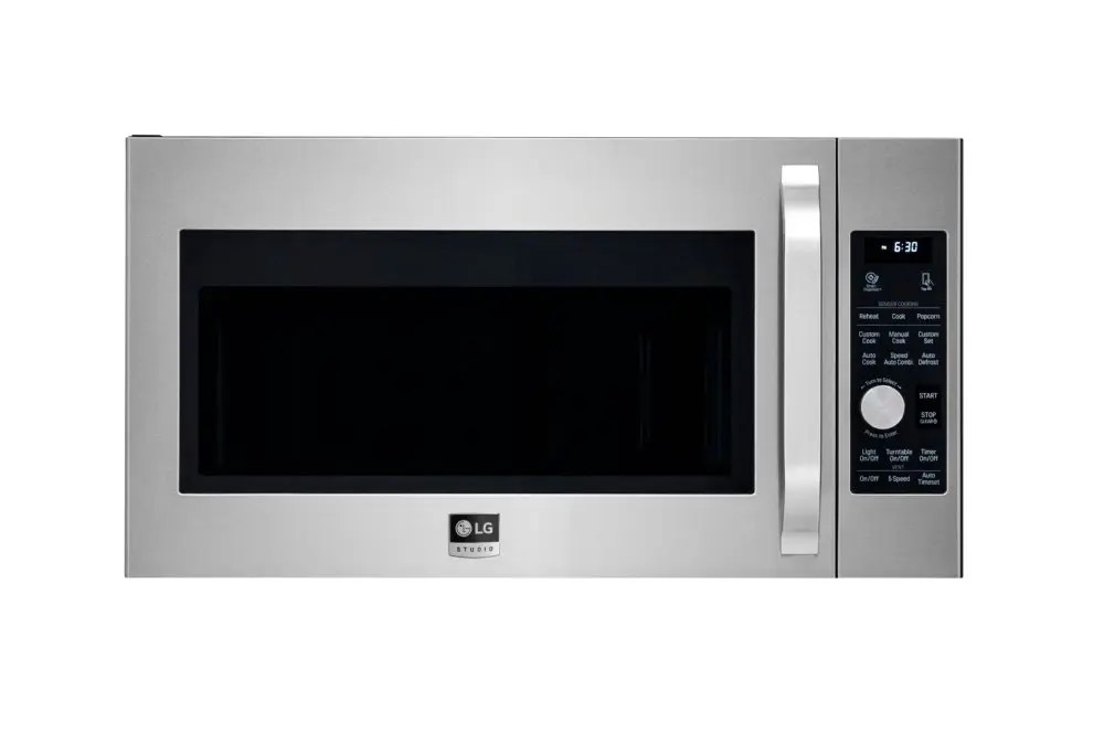 STUDIO 1.7 cu. ft. Over-the-Range Convection Microwave Oven