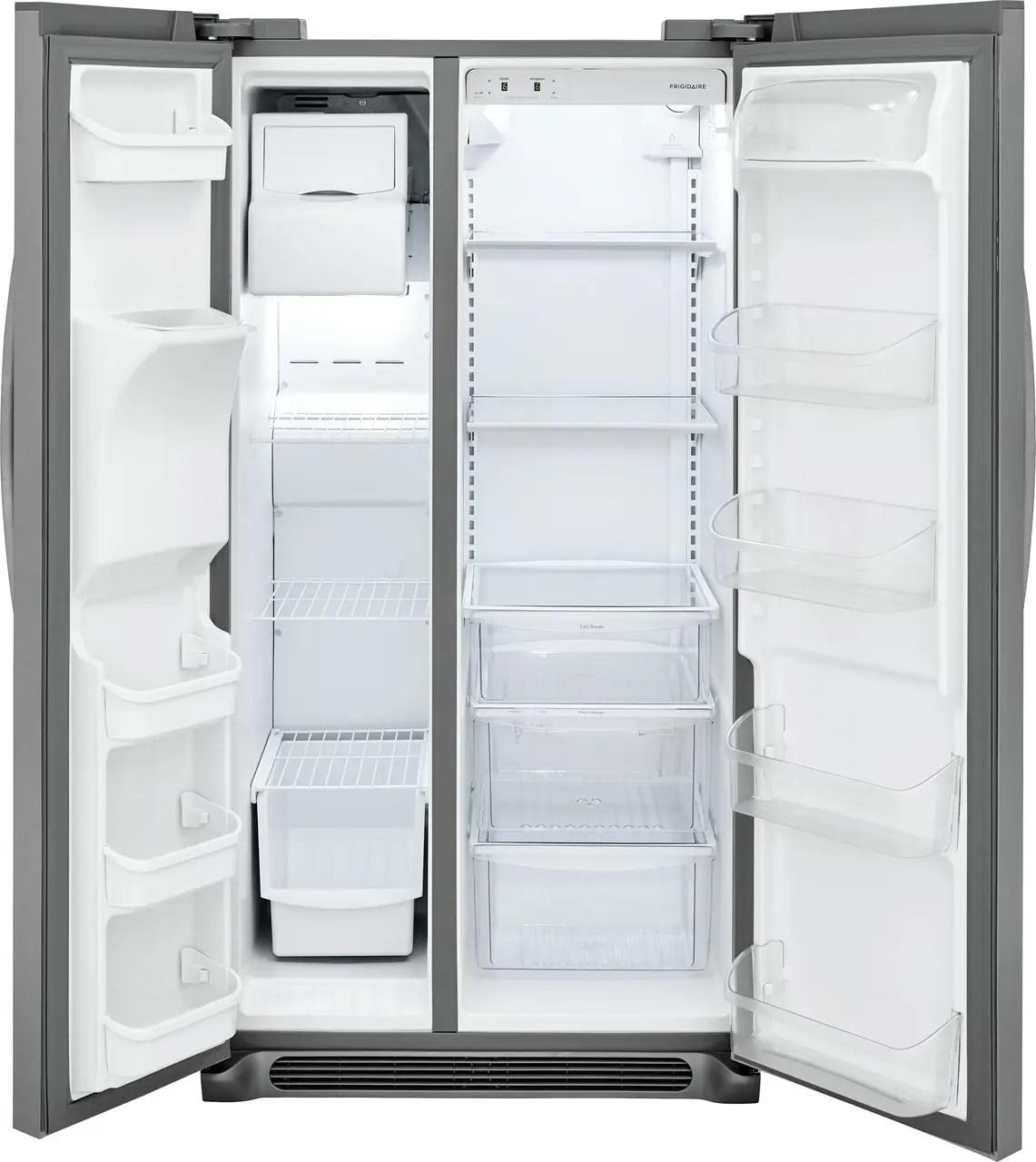 22.1 Cu. Ft. Side-by-Side Refrigerator Photo #2