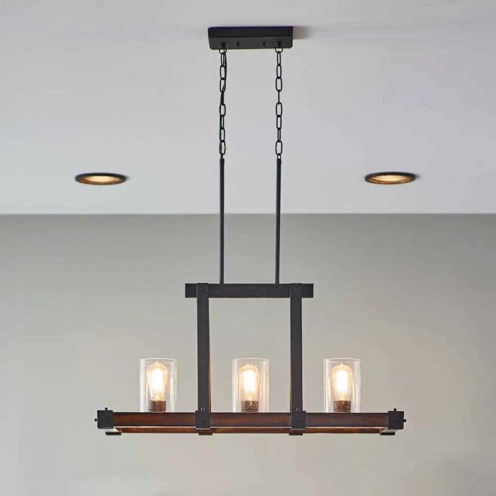 barrington 3 light kitchen island light