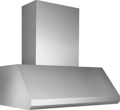 """36"""" SS Pro-Style Range Hood with Extra Large Capture Designed for Outdoor cooking in Covered Lanais, 1300 to 1650 Max CFM"""